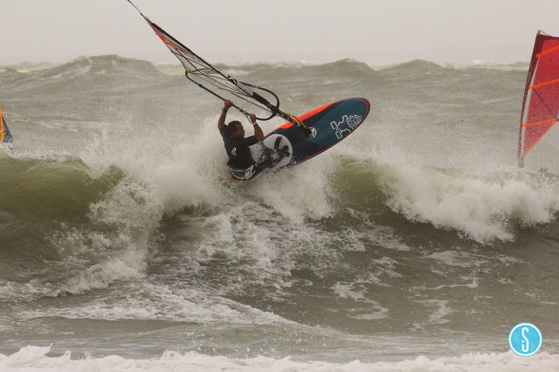 Raimondo Gasperini Off the Lip la Punta 10-10-2020