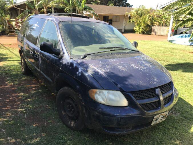 iSurf car Maui