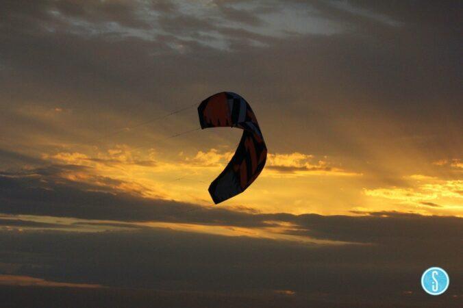 Kite @ Sunset