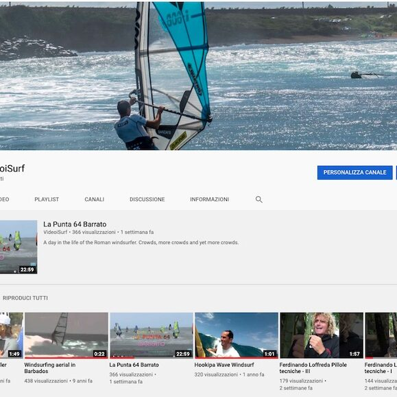 iSurfVideo Channel